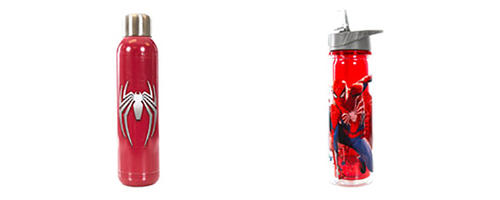 Spider-Man Gamerverse Water Bottles by Vandor