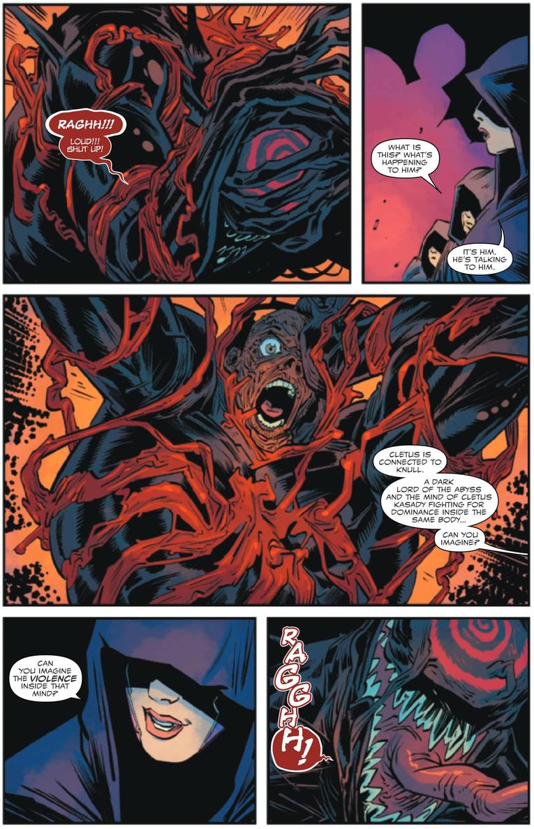 Carnage is reborn