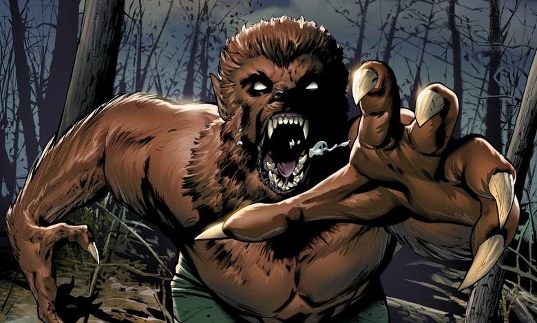 LEGION OF MONSTERS: WEREWOLF BY NIGHT (2007) #1 Werewolf By Night