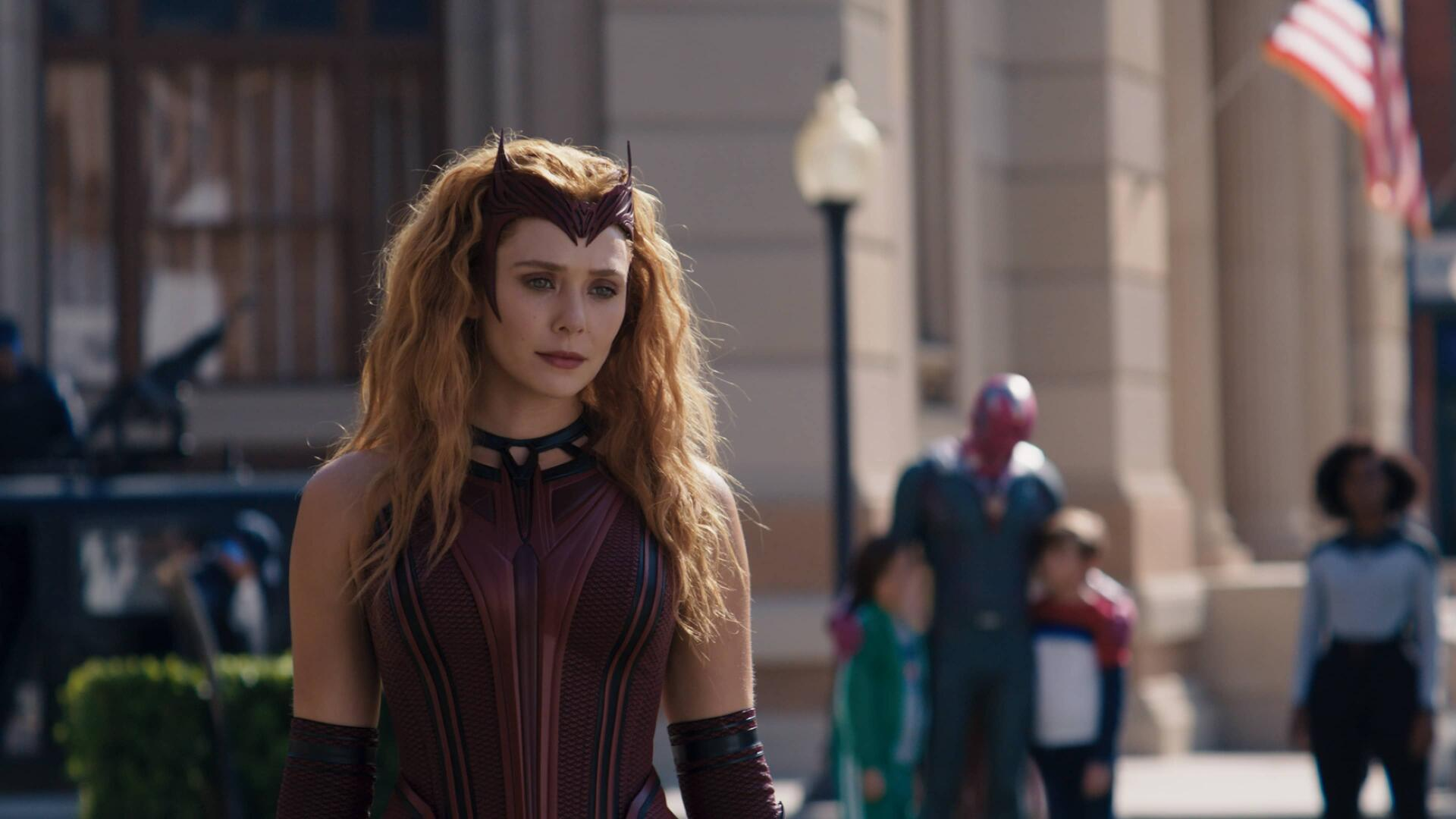 Elizabeth Olsen and Jac Schaeffer on Wanda Maximoff's Grief and Journey to the Scarlet Witch | Marvel