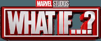 Marvel Studios' What If...? Disney+ Plus TV Show Season 1 Logo