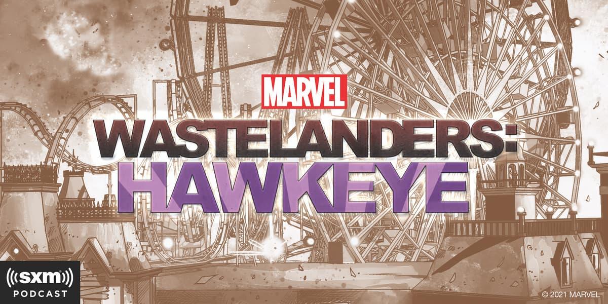 'Marvel's Wastelanders: Hawkeye'