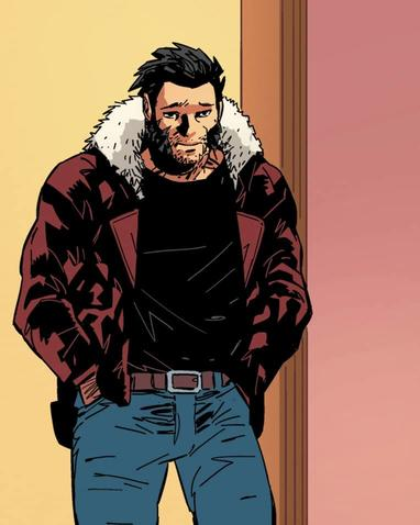 WOLVERINE ANNUAL #1 interior art by Geraldo Borges with colors by Marcio Menys and Miroslav Mrva