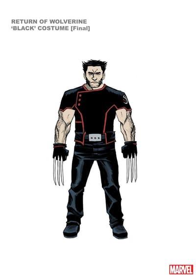 Shalvey Wolverine concept