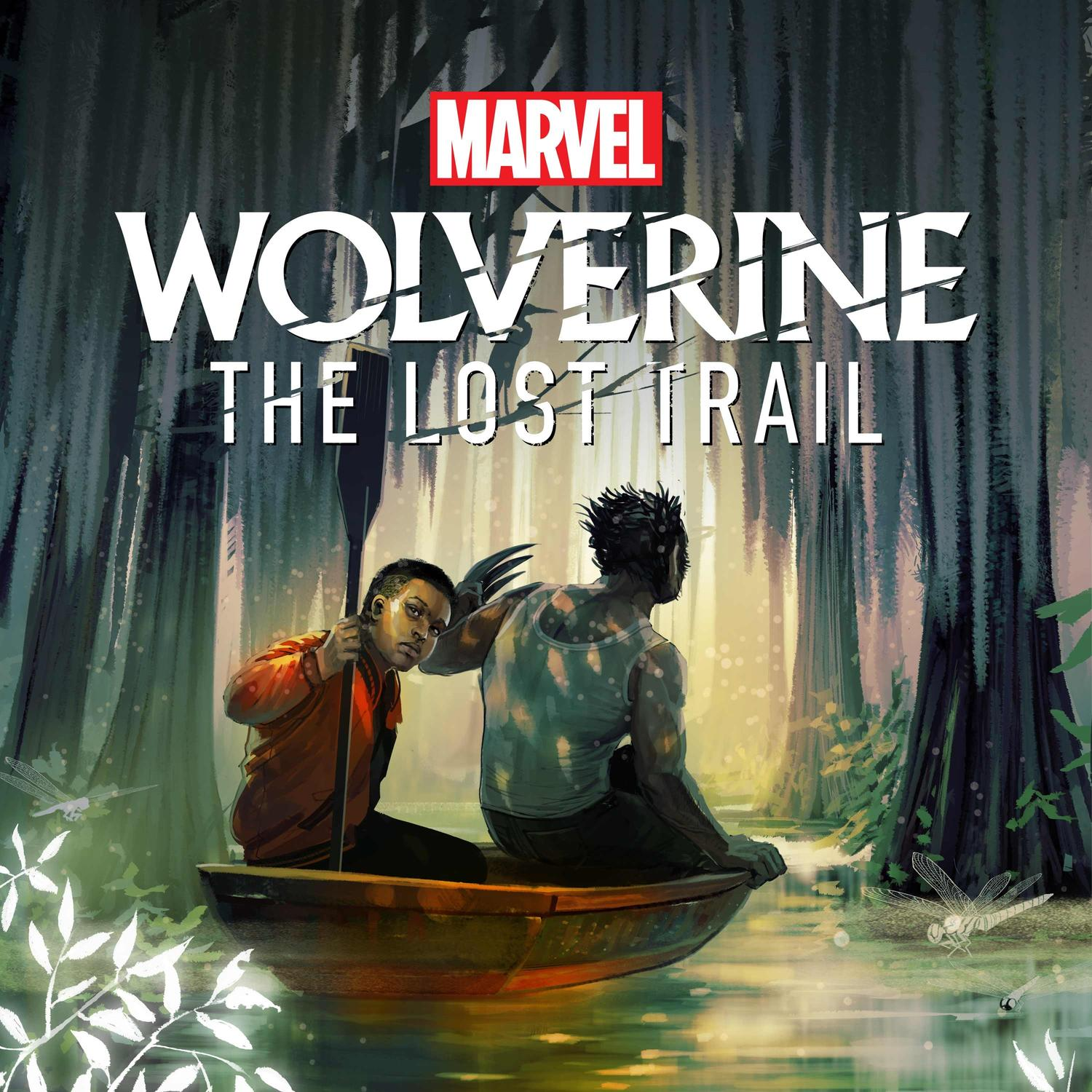 """MARVEL'S WOLVERINE: THE LOST TRAIL."""