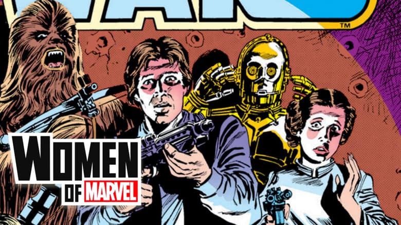 Women of Marvel Jo Duffy