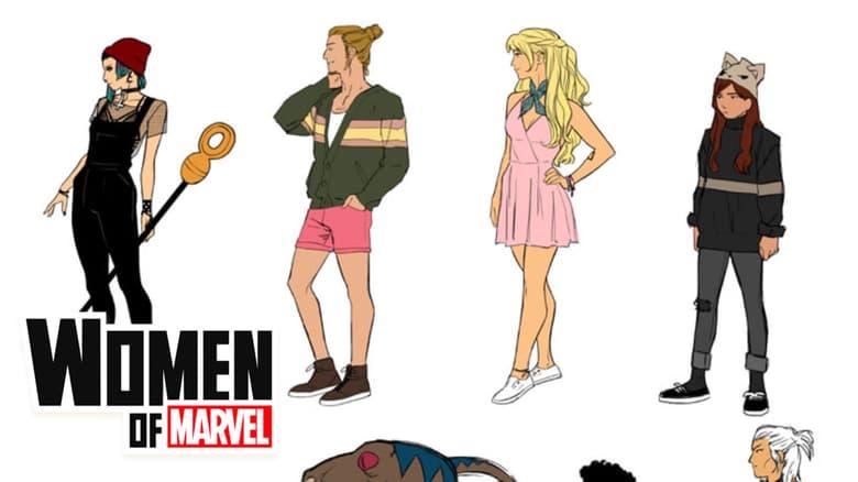 Women of Marvel Fashion
