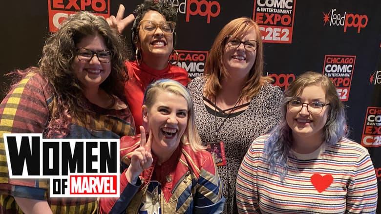 Women of Marvel C2E2 2020