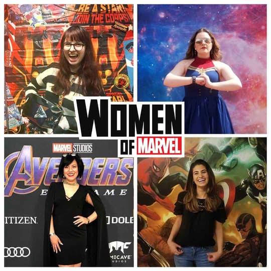 Women of Marvel fandom episode