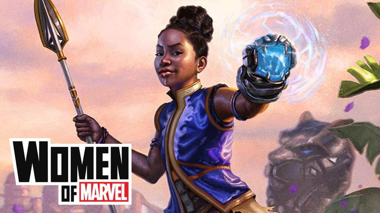 Women of Marvel Shuri Nic Stone