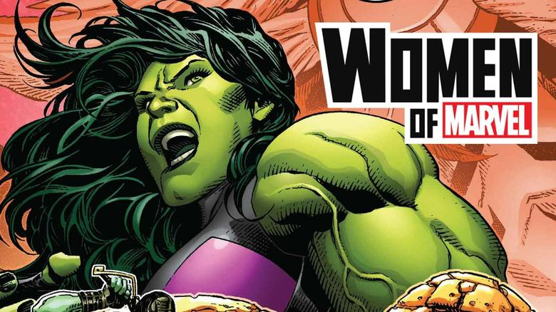 Women of Marvel She-Hulk