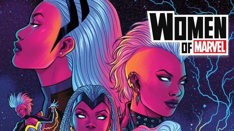 Jen Bartel on Women of Marvel