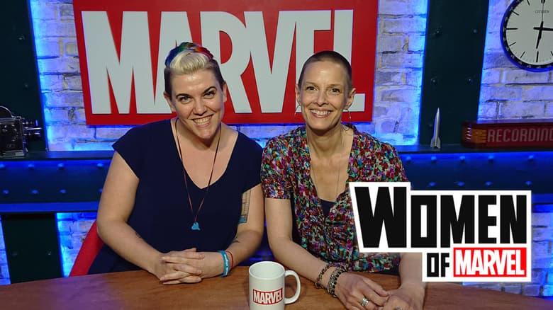 Women of Marvel Sharon Blynn