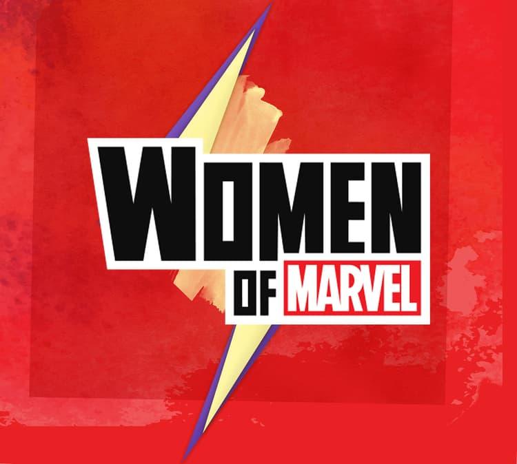 Women of Marvel logo
