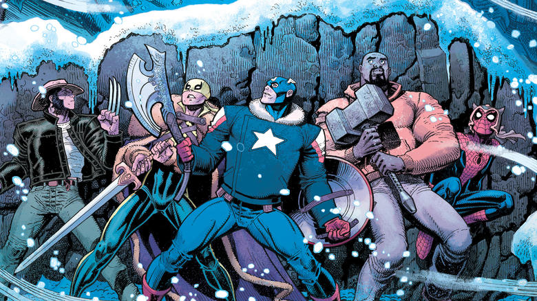 Get the Exclusive First Look at 'War of the Realms' #3 | News | Marvel