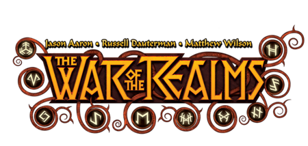 War of the Realms Logo