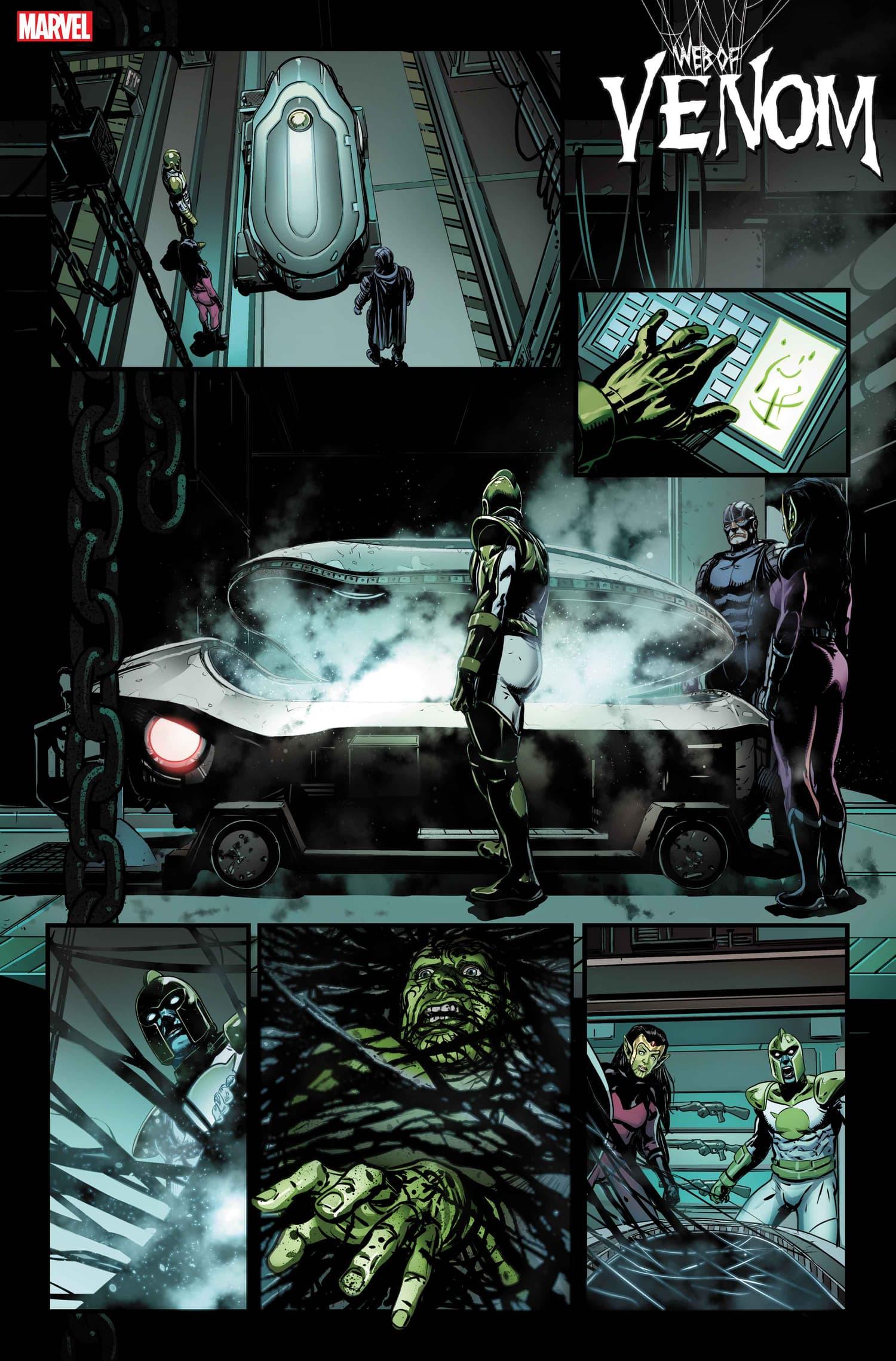 Web of Venom Empyre's End