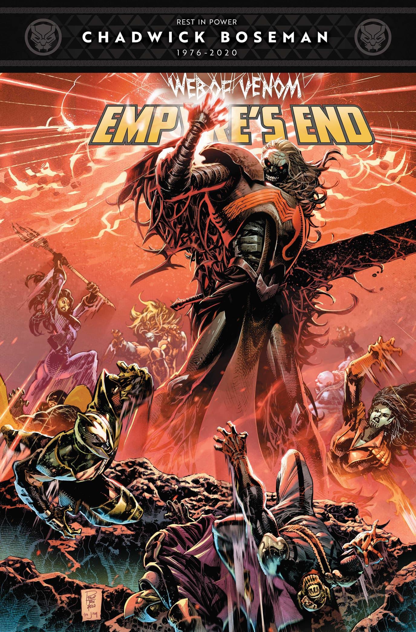 Web of Venom: Empyre's End
