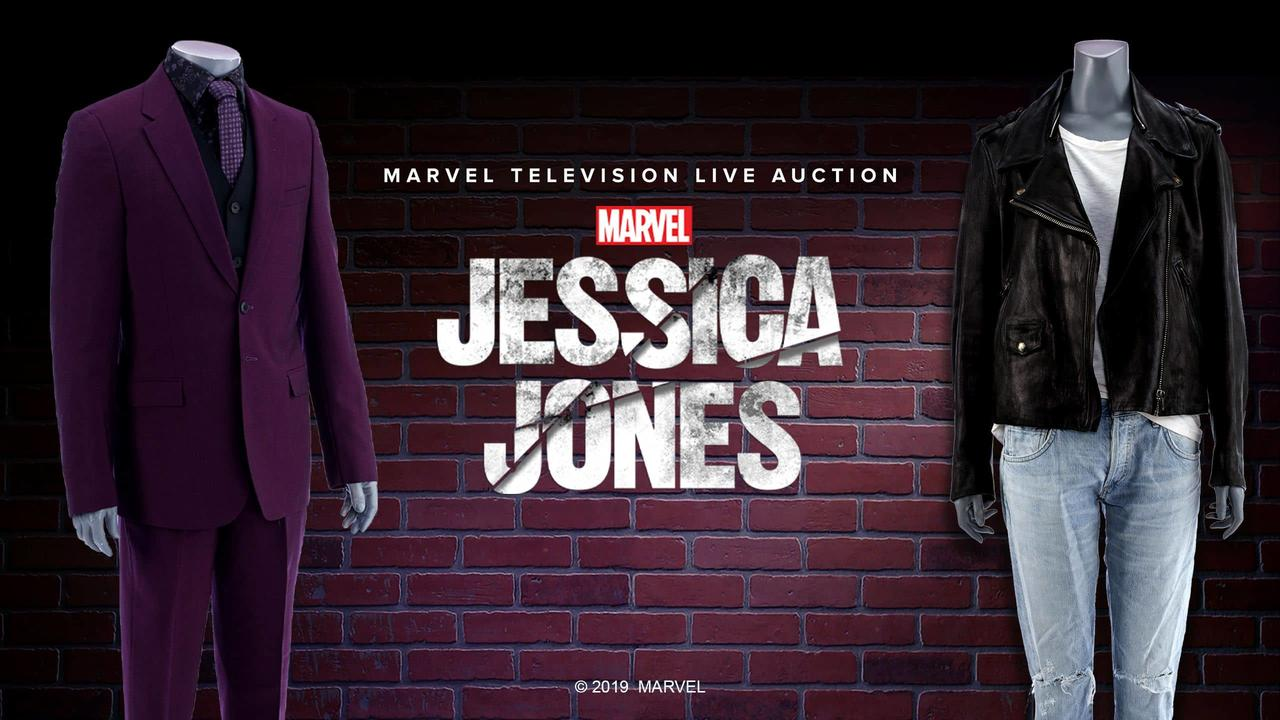 Prop Store's Jessica Jones Live Auction