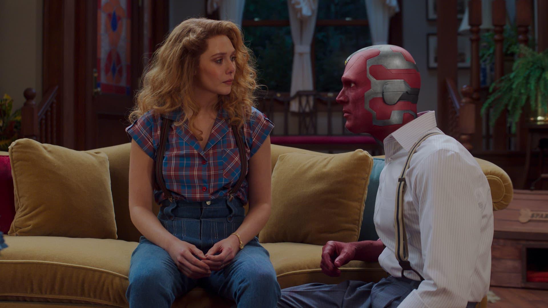 WandaVision': Explore New Images from Episode 5 | Marvel