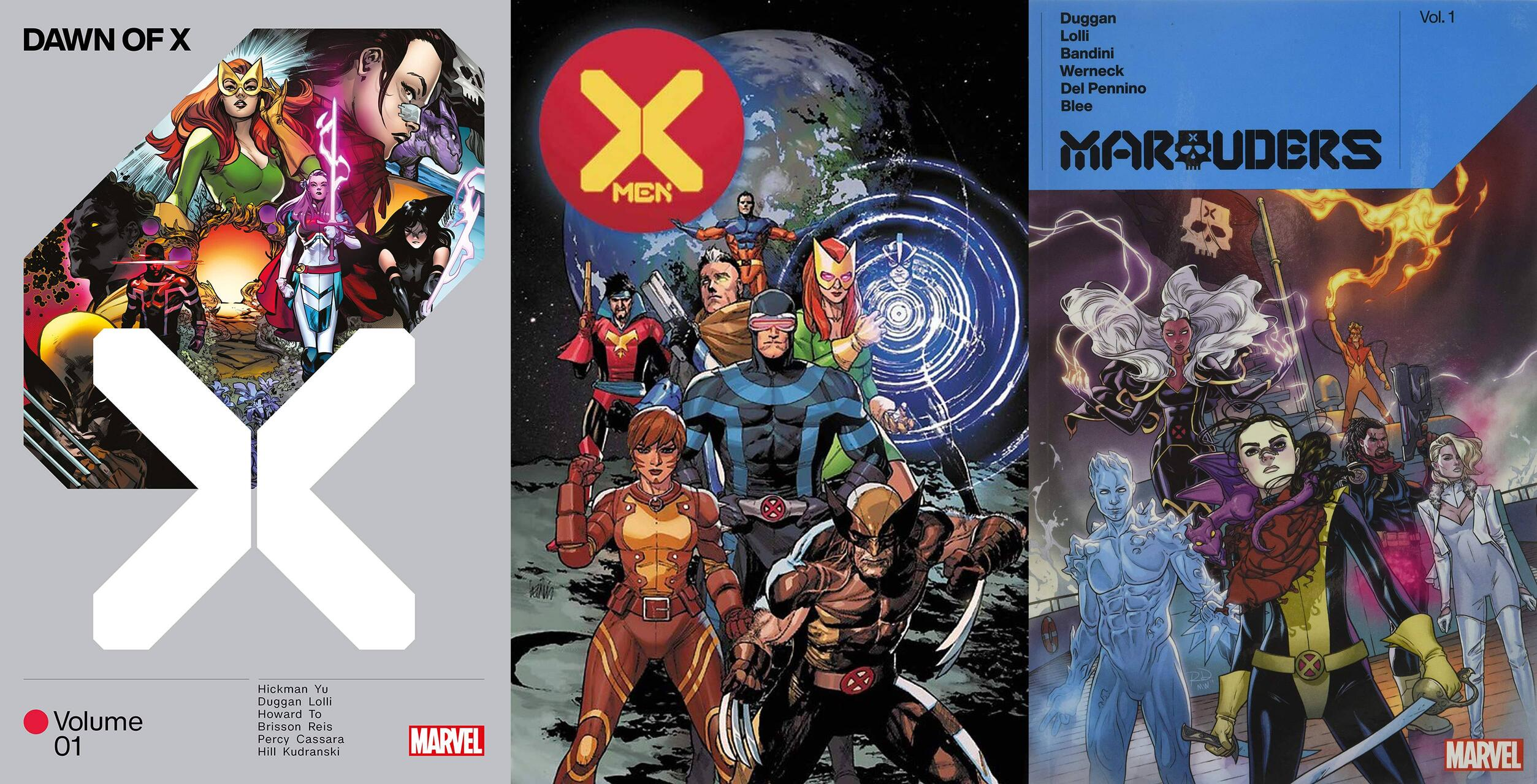 X-Men Relaunch