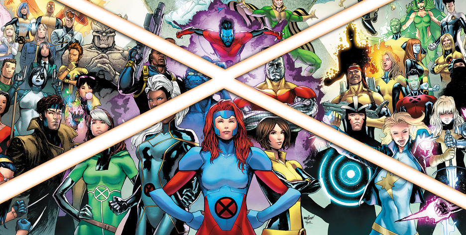 UNCANNY X-MEN Announces Its New Creative Team and Release Date