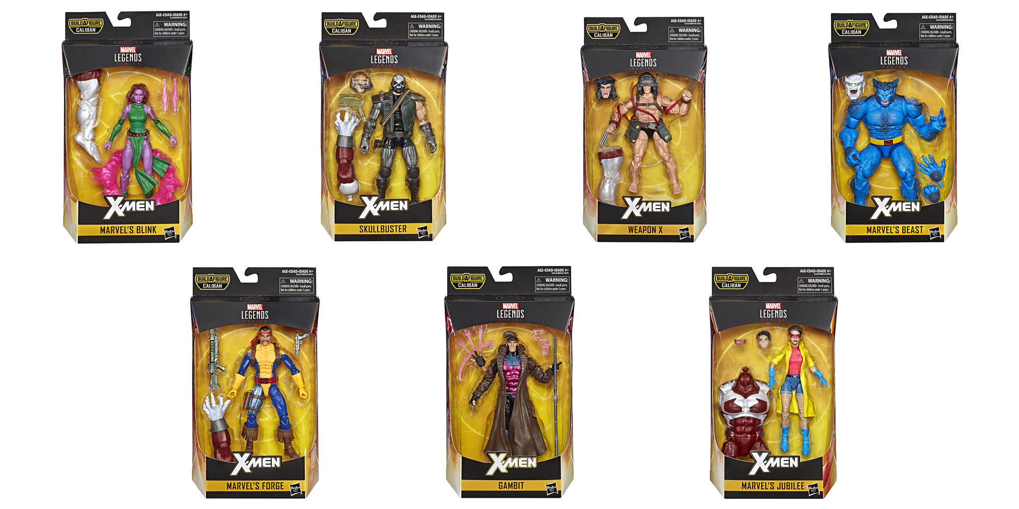 X-Men Wave
