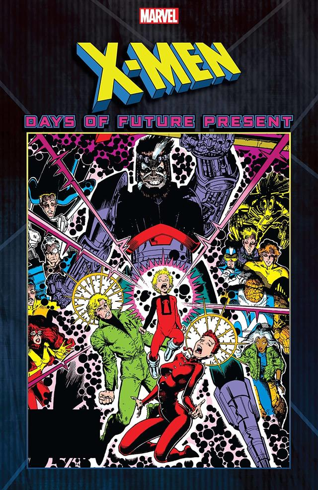 Marvel Insider Rewards: X-Men: Days of Future Present