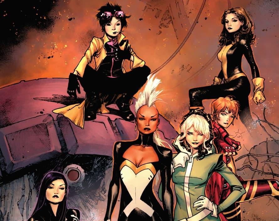 X-Men Women