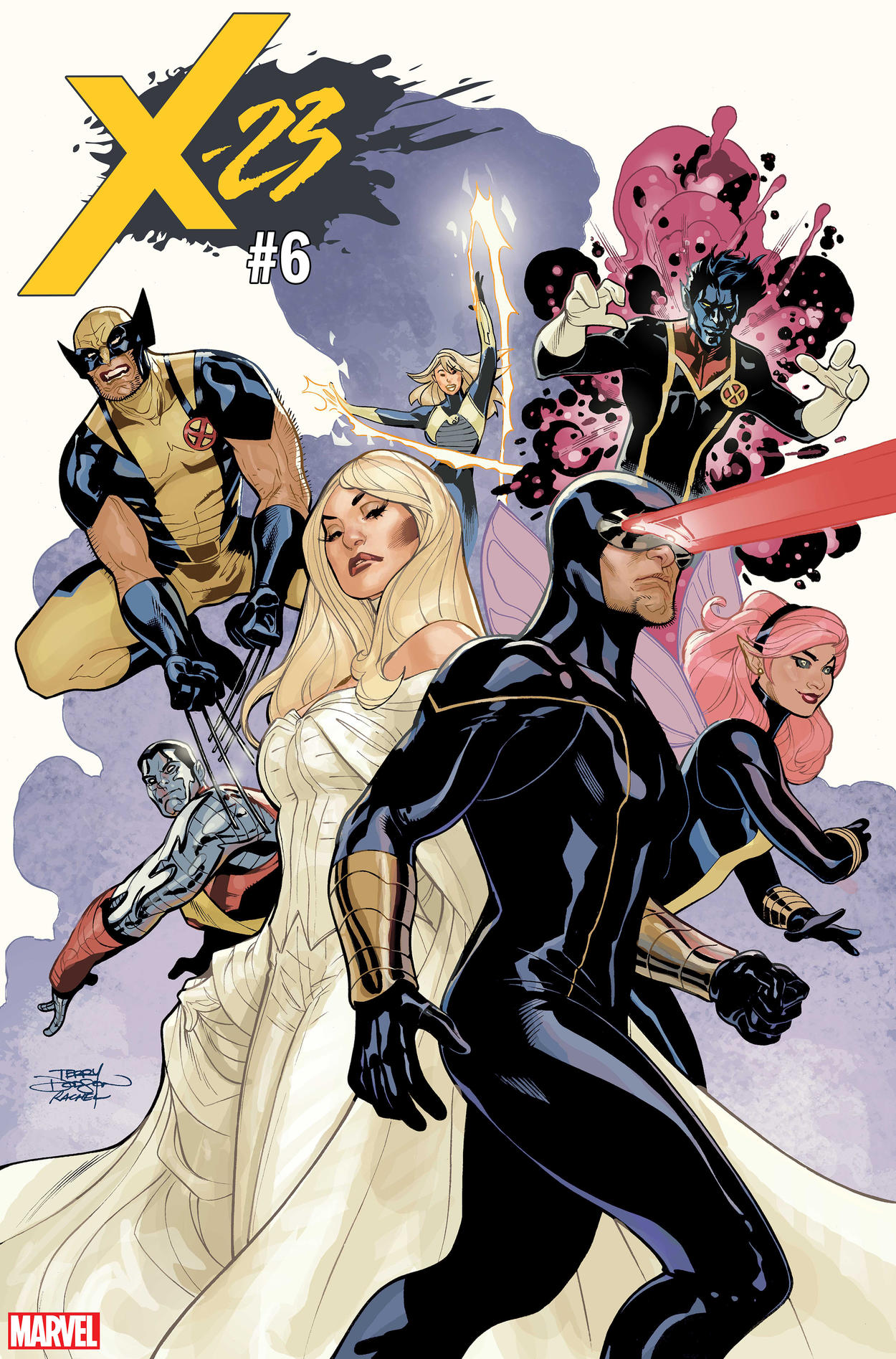 X-23 #6 UNCANNY X-MEN VARIANT COVER by Terry Dodson