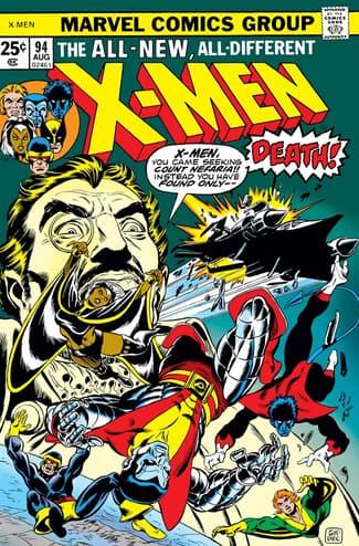 UNCANNY X-MEN #94