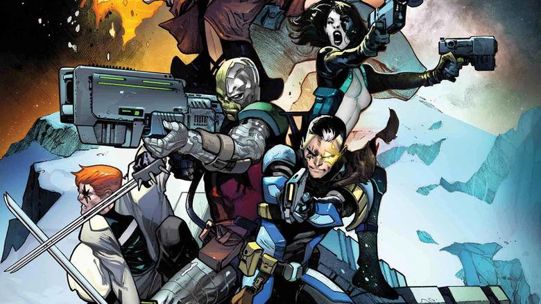 X-Force Reassembles for Revenge