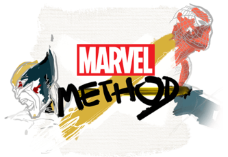 Marvel Method Logo