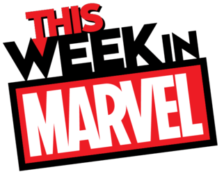 This Week in Marvel Podcast Logo