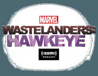 Marvel's Wastelanders: Hawkeye Logo