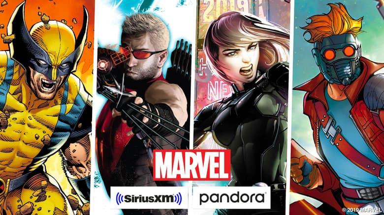 Marvel/SiriusXM