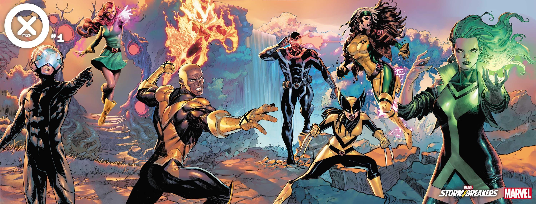 X-Men (2021) #1_Stormbreaker Connected Cover
