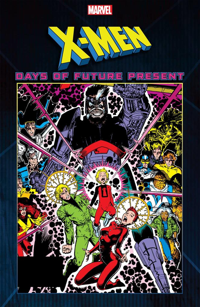 X-MEN: DAYS OF FUTURE PRESENT