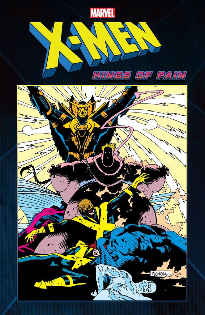 X-MEN: KINGS OF PAIN
