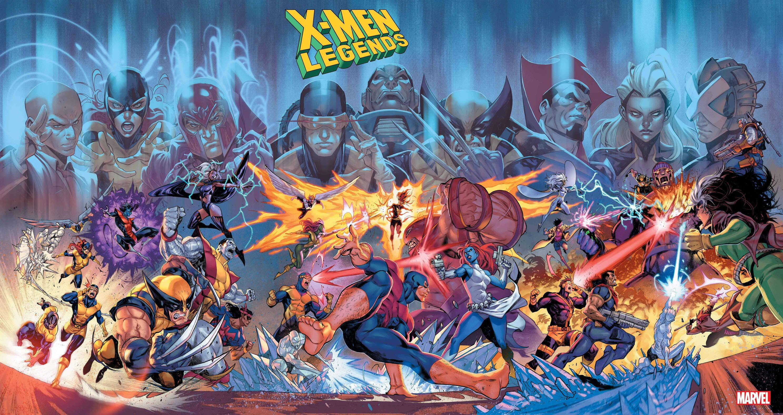 X-Men Legends Iban Coelle variant cover