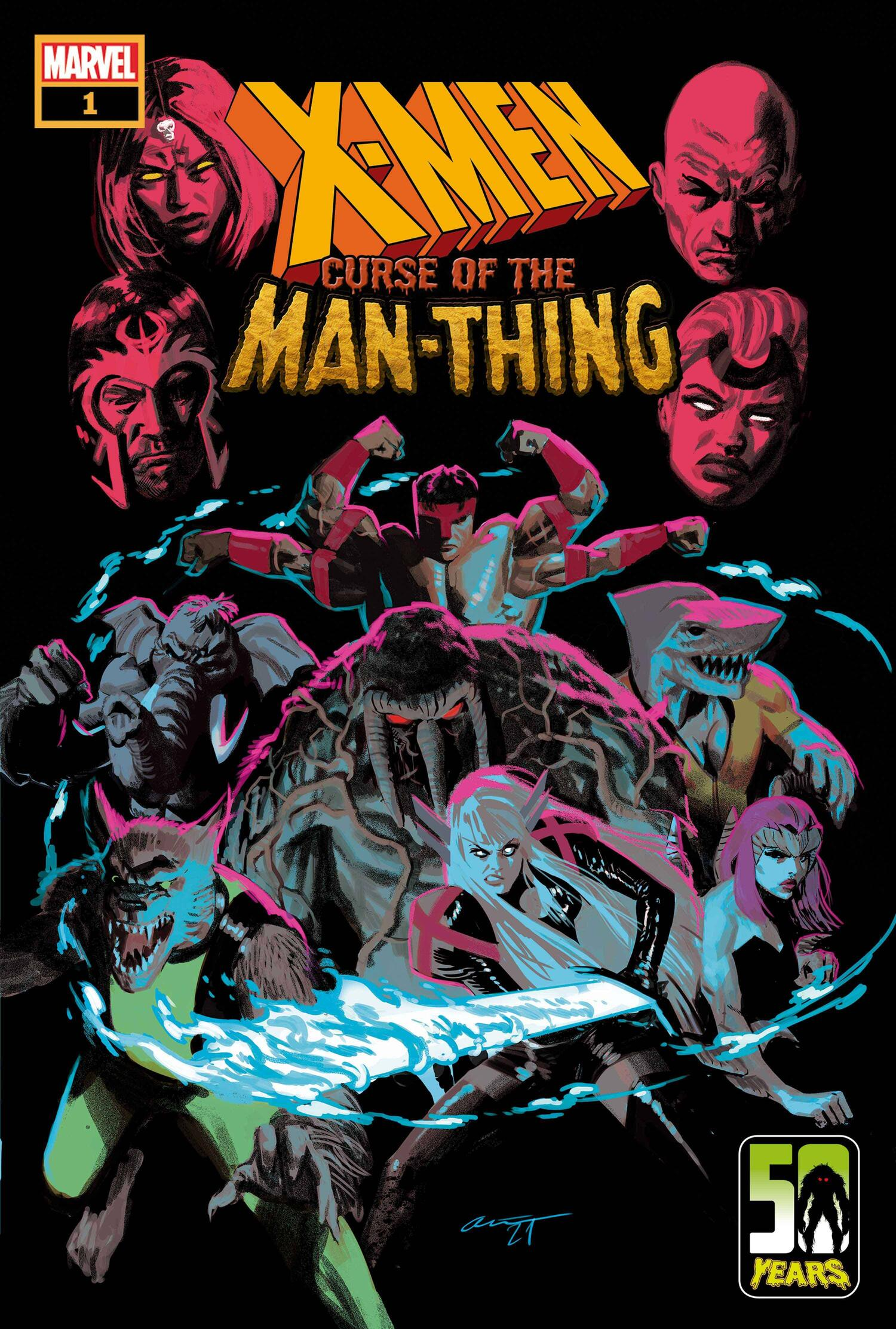X-Men: Curse of the Man-Thing