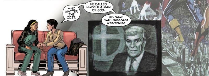 X-Men: God Loves, Man Kills (Extended Cut) #1