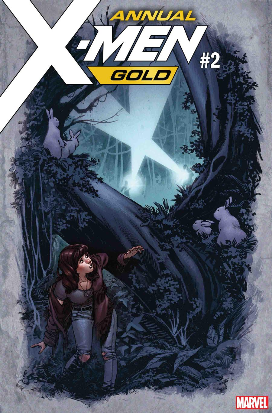 Cover of X-Men Gold Annual #2