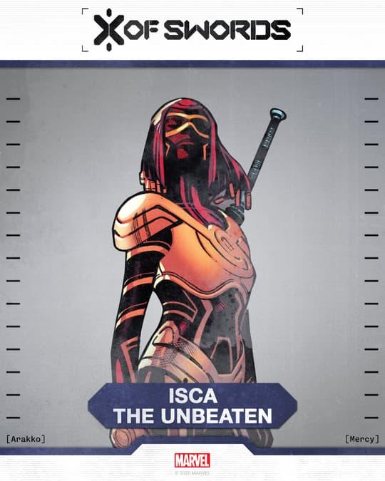 Isca the Unbeaten