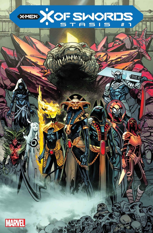 X OF SWORDS: STASIS (2020) #1