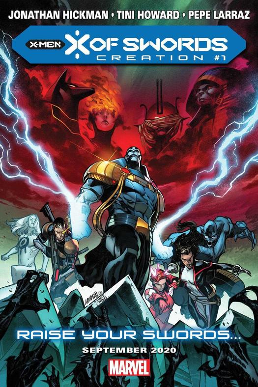 X of Swords teaser image