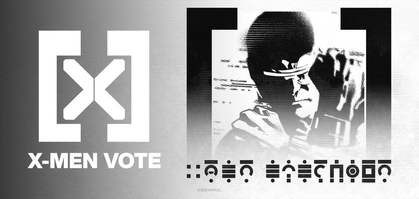 X-Men Vote