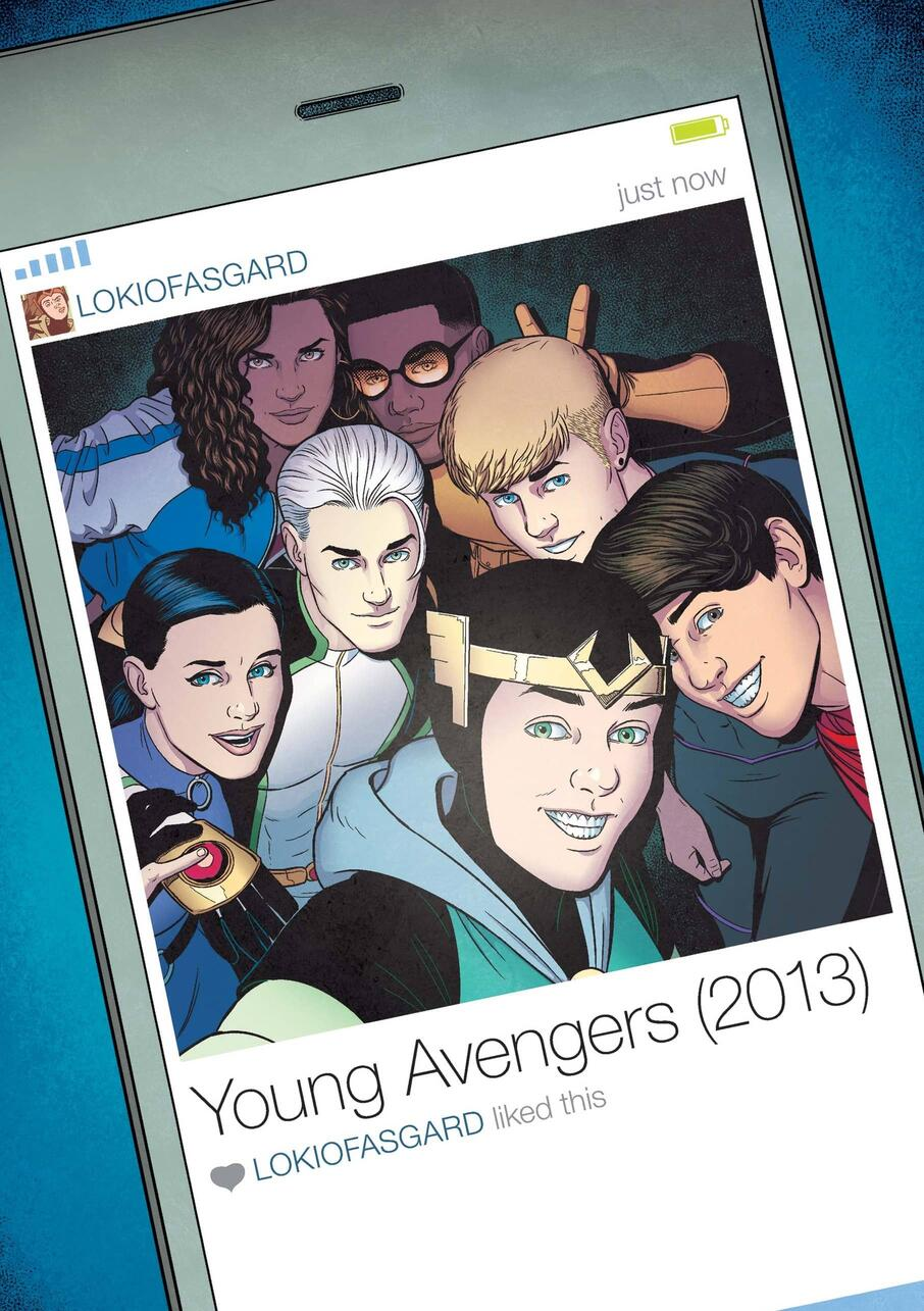 Young Avengers (2013)