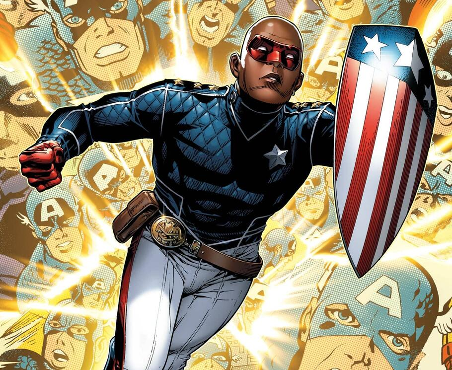 Cover to YOUNG AVENGERS PRESENTS (2008) #1.
