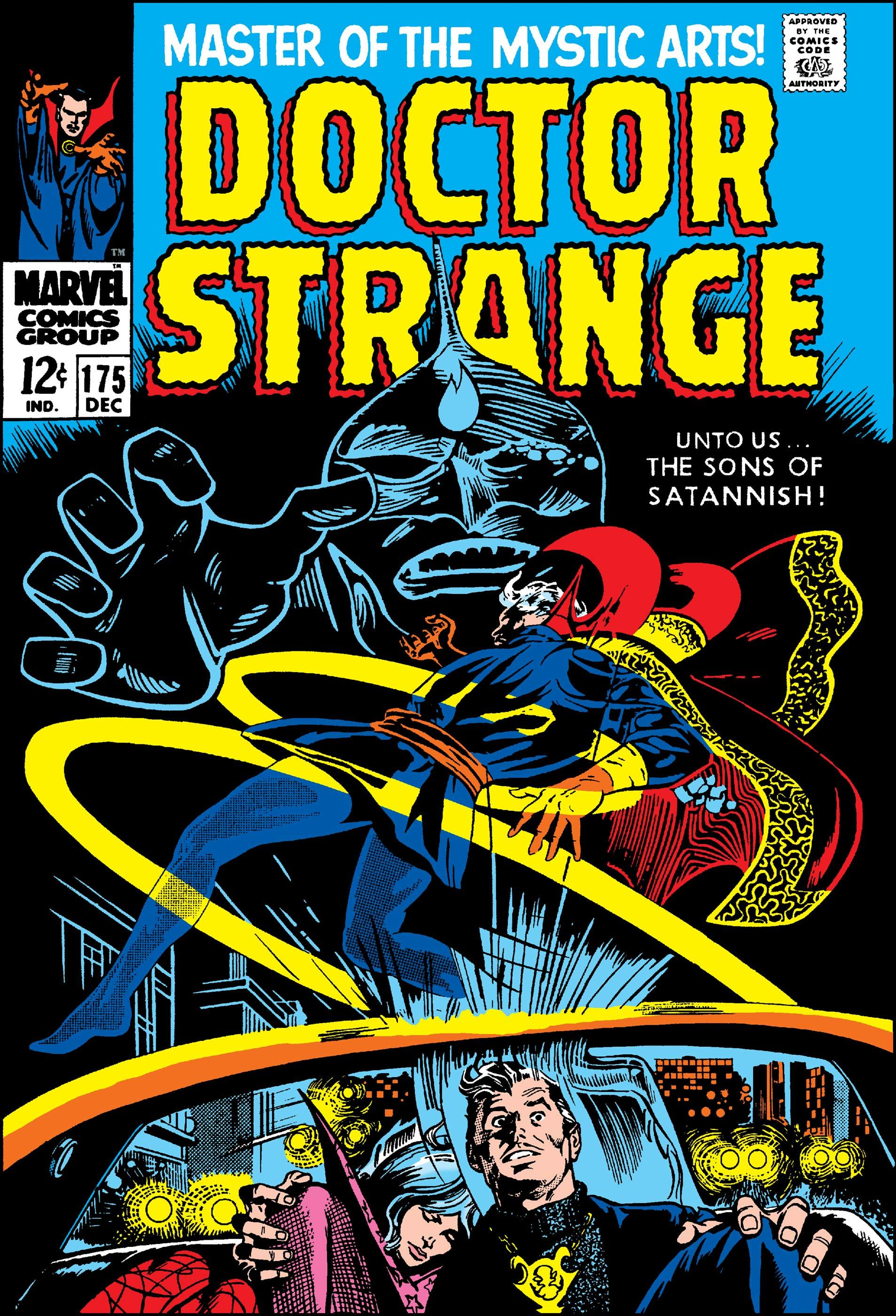 DOCTOR STRANGE #175